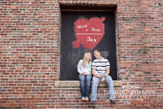 Maternity and Newborn Photographer Clarksville