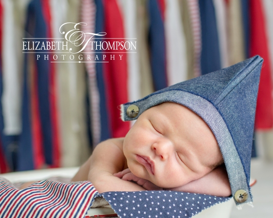Newborn Photographer Clarksville TN Nashville Hopkinsville Russellville Elizabeth Thompson Newborn Photography