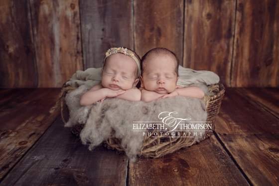 Newborn Multiples Photographer Clarksville Nashville Middle TN, Twins, Triplets