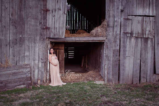 Maternity Photographer Clarksville TN Elizabeth Thompson Pregnancy Photographer Nashville