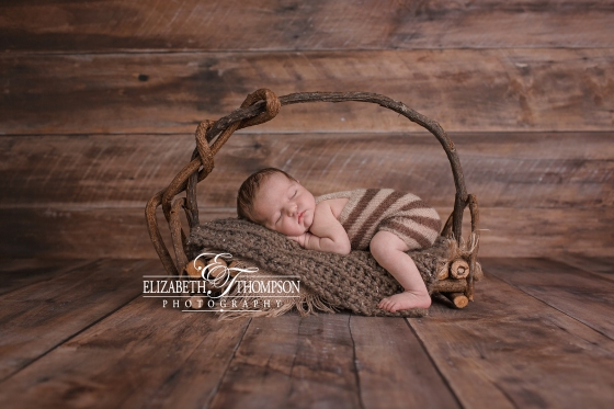 Newborn Photographer Nashville and Clarksville TN, Elizabeth Thompson Photography